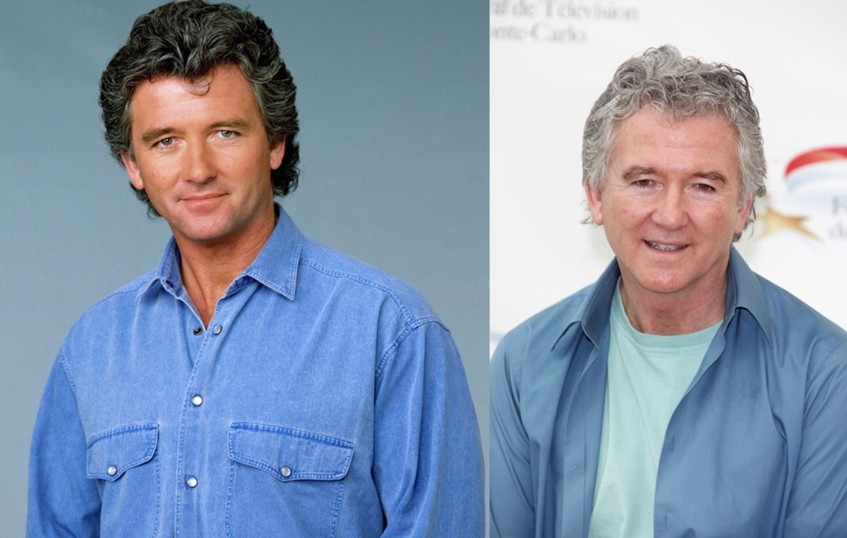 Patrick Duffy: Then and Now