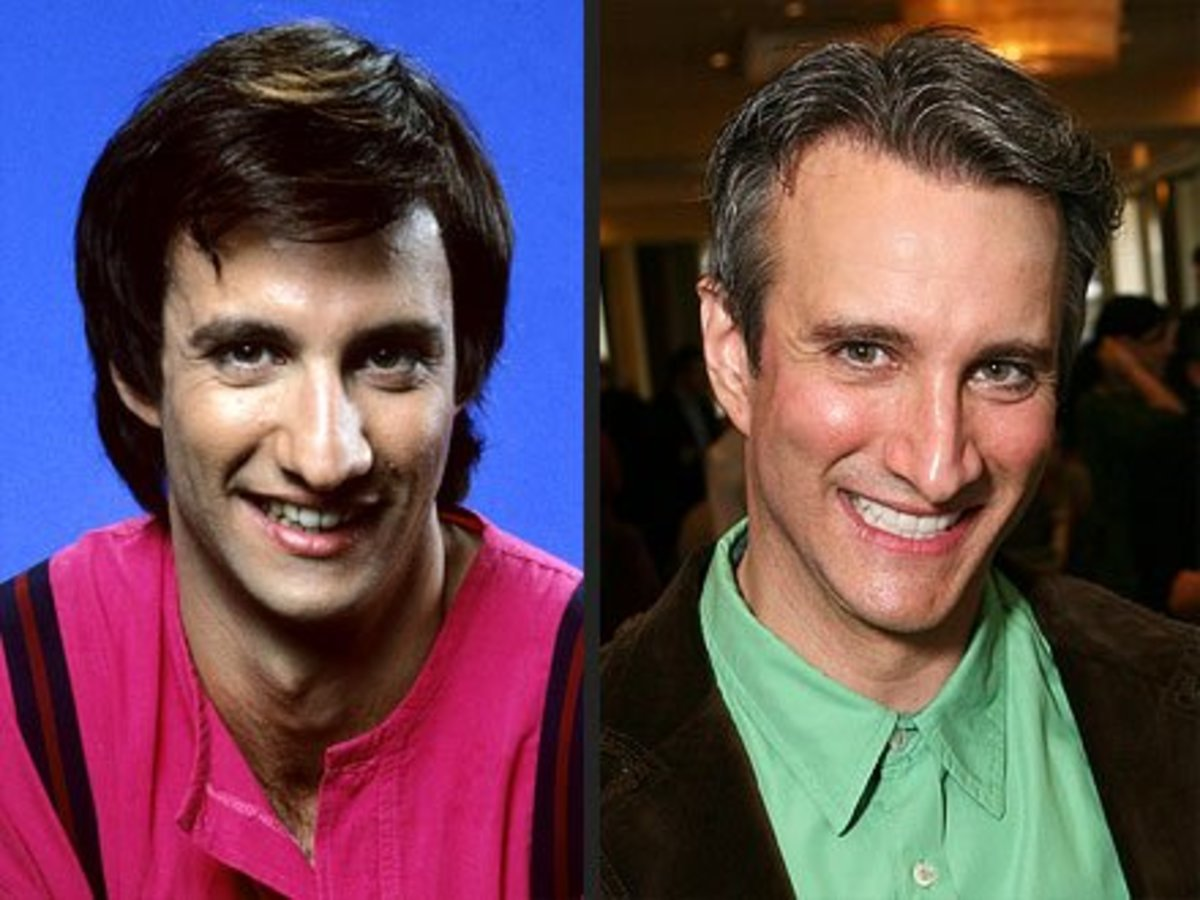 Bronson Pinchot: Then and Now