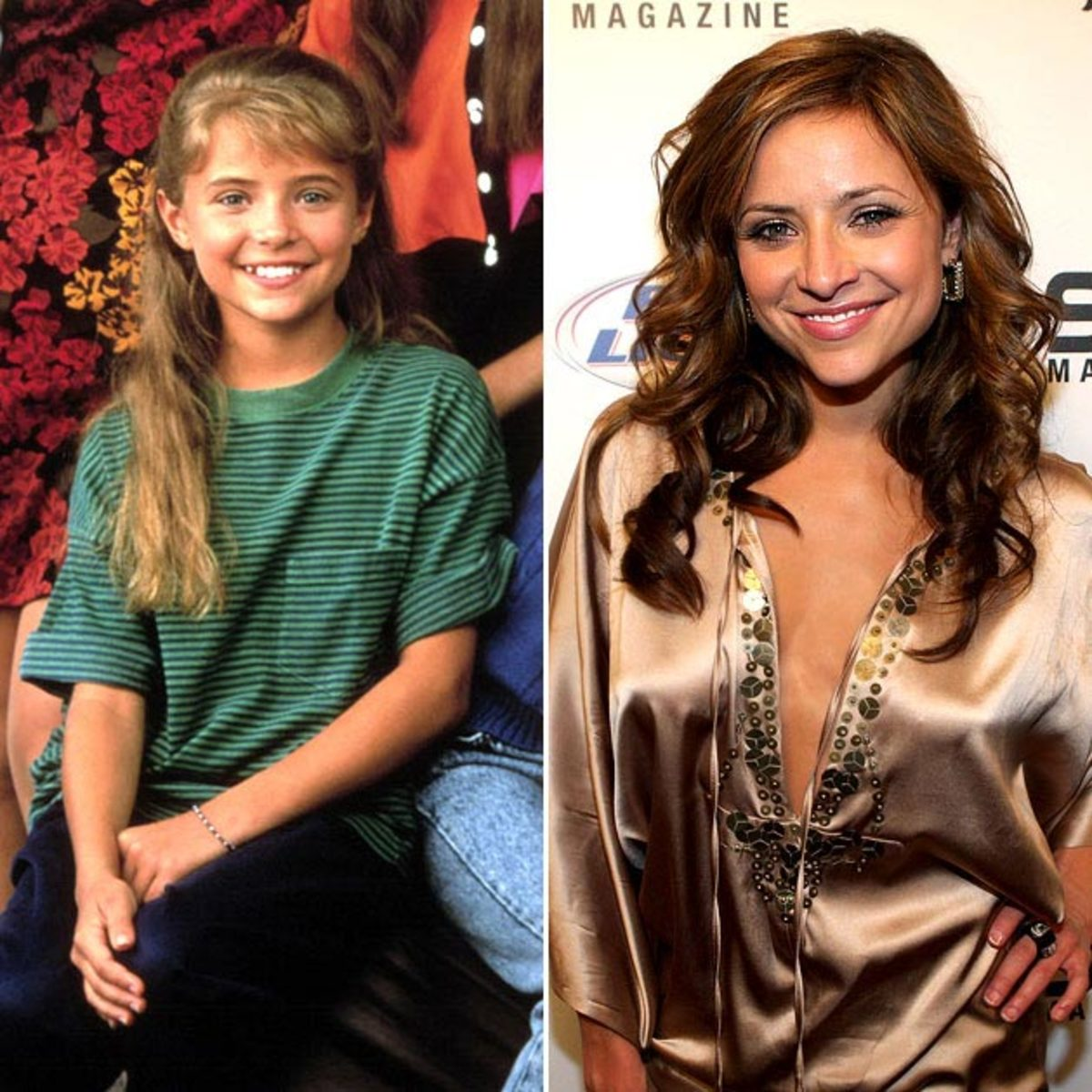Christine Lakin: Then and Now