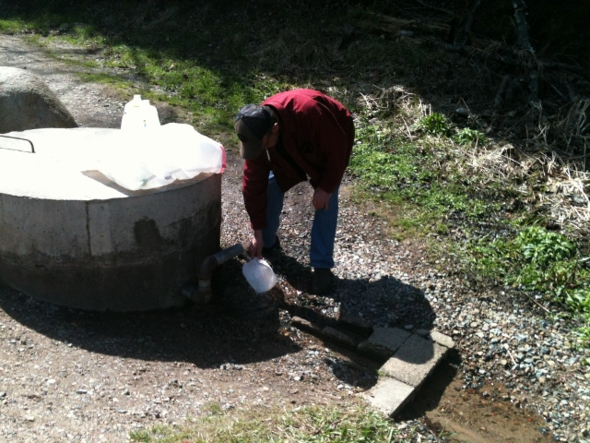 Artesian Well Our Drinking Water