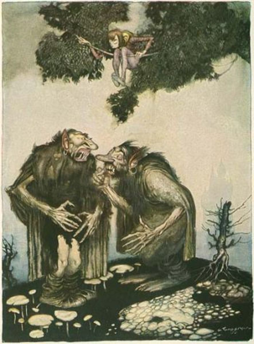 Grimm's Fairy Tales: A Look at Dark Stories for Children