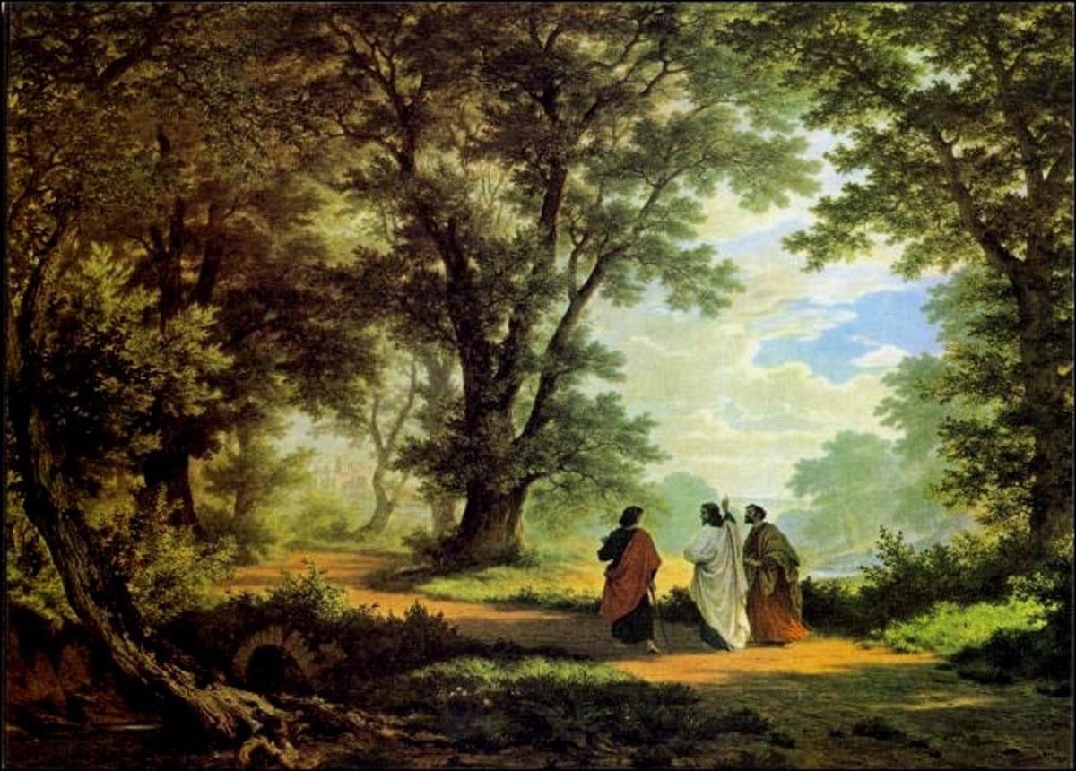 Jesus Was Not A Great Teacher ~ An Easter Reflection