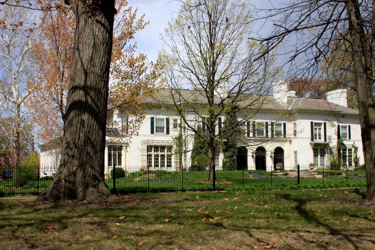 Sebastian Kresge House, 1914, Meade & Hamilton