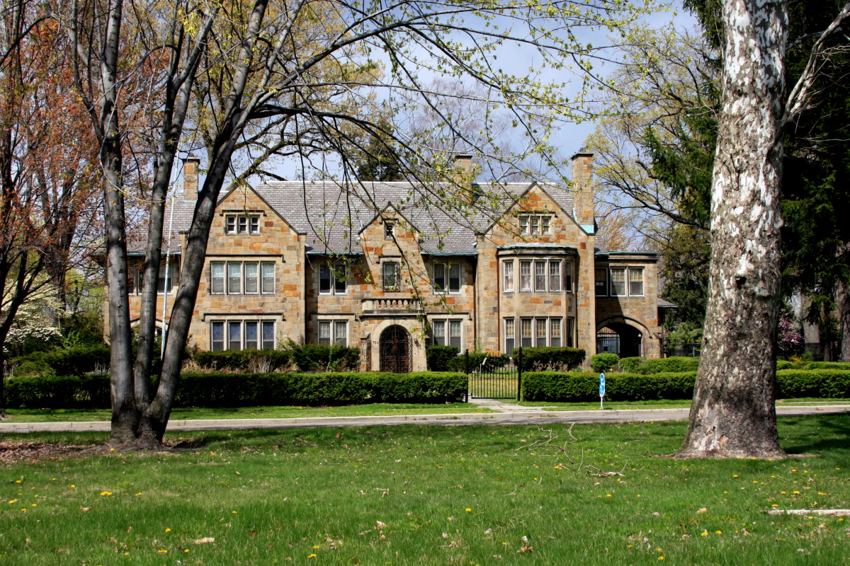 Mansions in Detroit's Historic Boston-Edison District