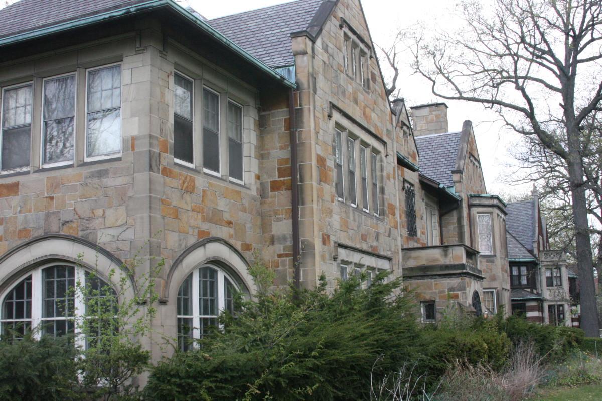 Walter O. Briggs Home