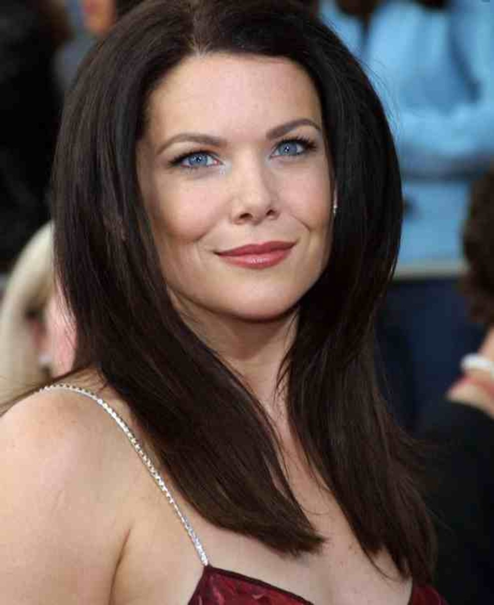 Lauren Graham's Makeup