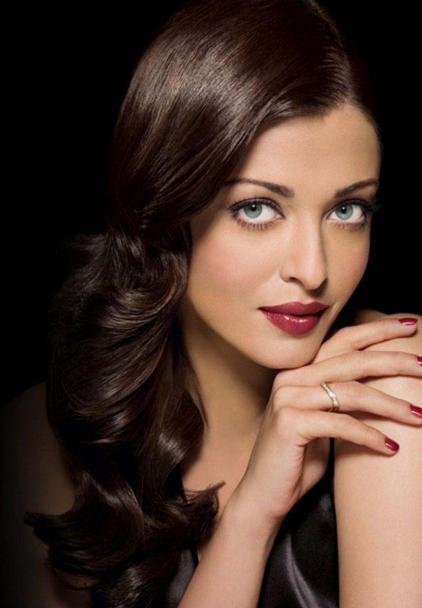Aishwarya Rai's Makeup