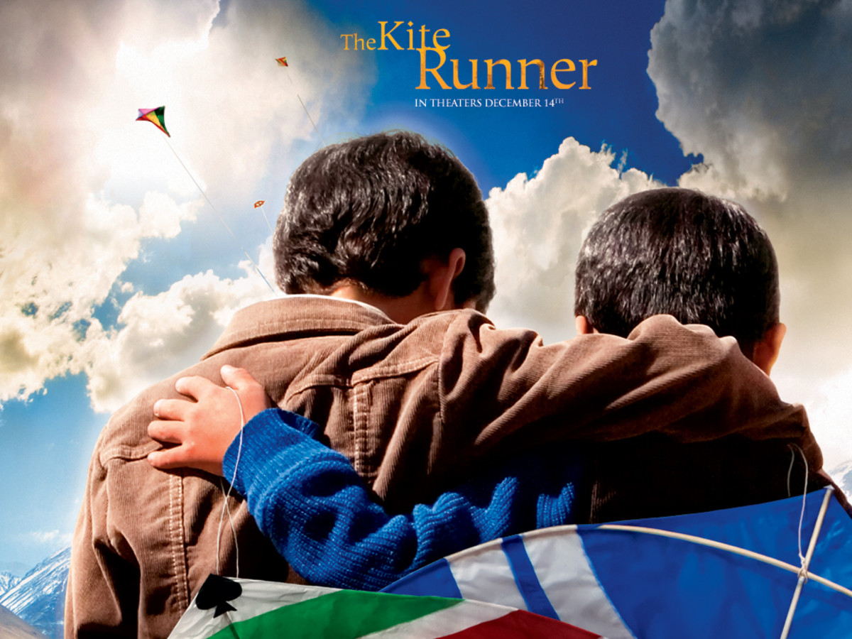 The Kite Runner - A Grade Example Essay - English Literature Ella 1 - Baba's Letter to Rahim Khan