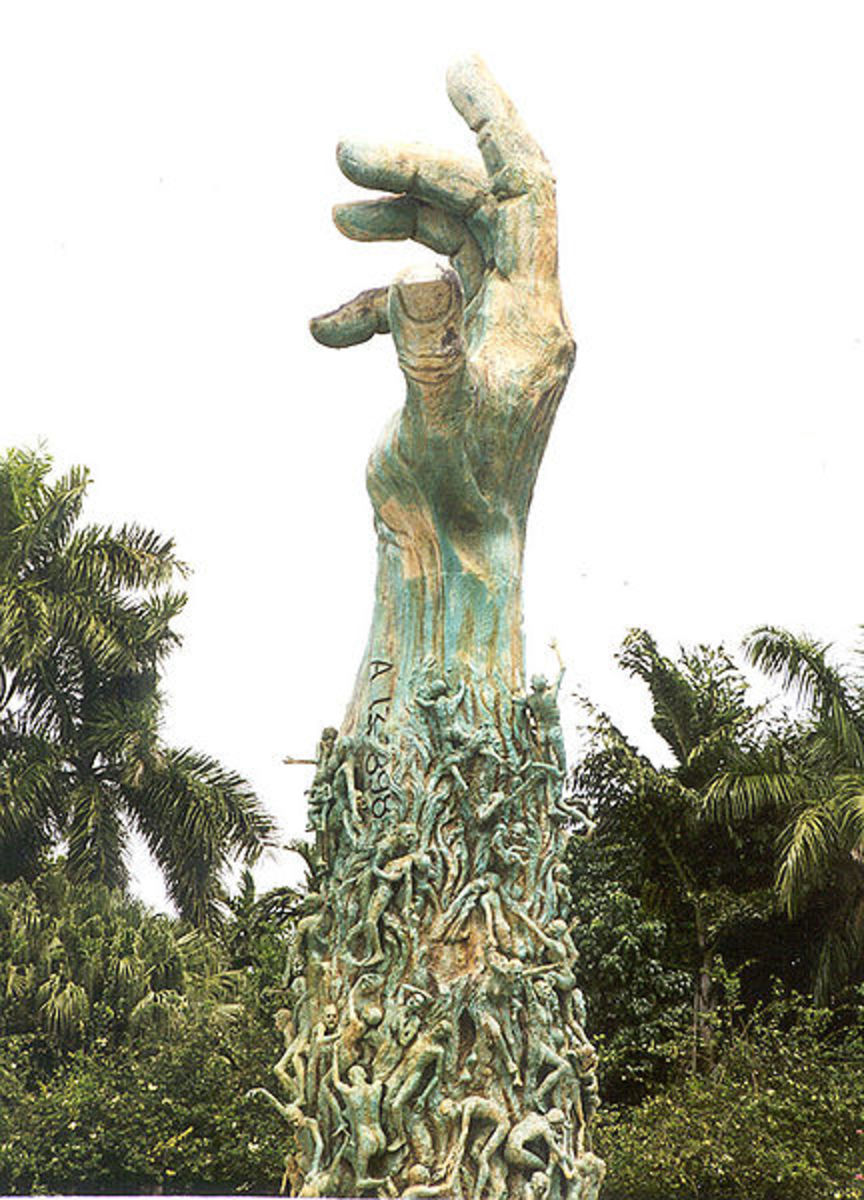 Holocaust Memorial Miami Florida