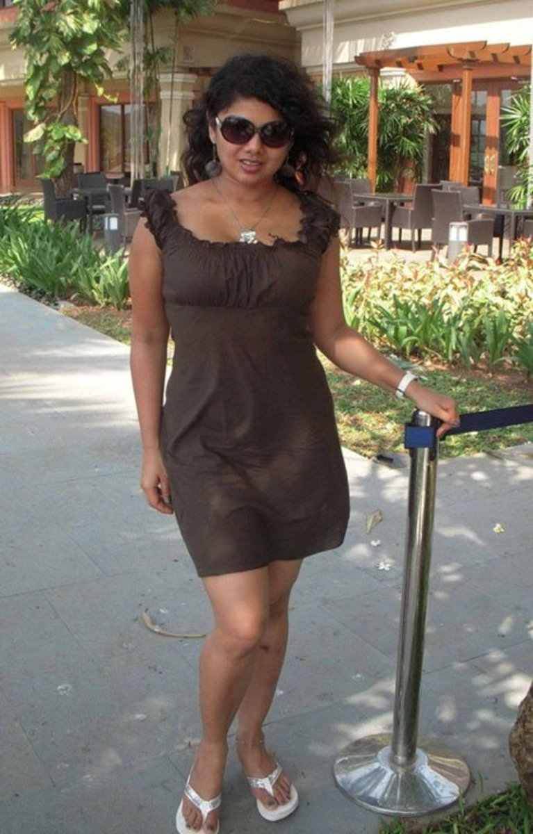 Swathi on a vacation