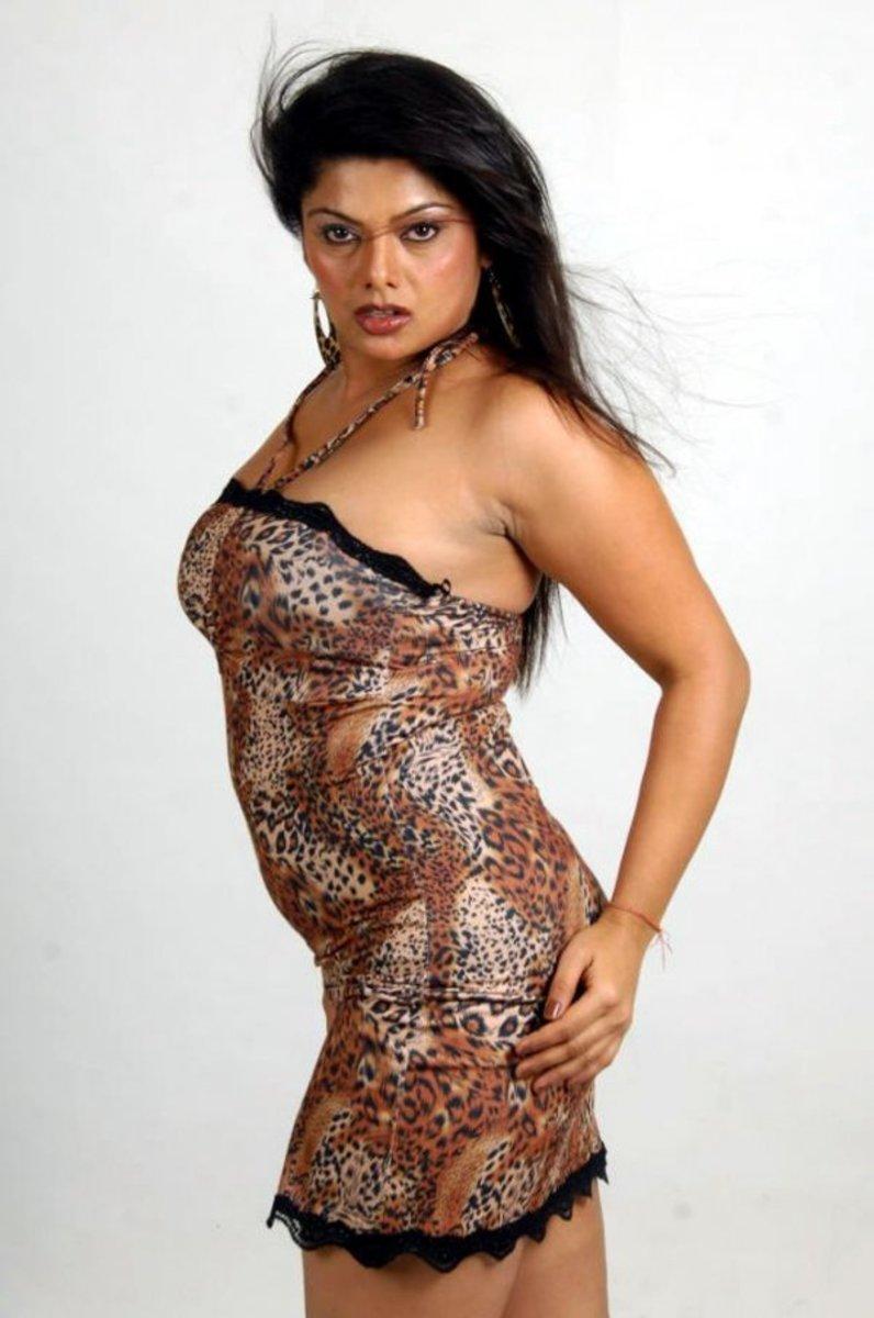 Swathi's photo shoot