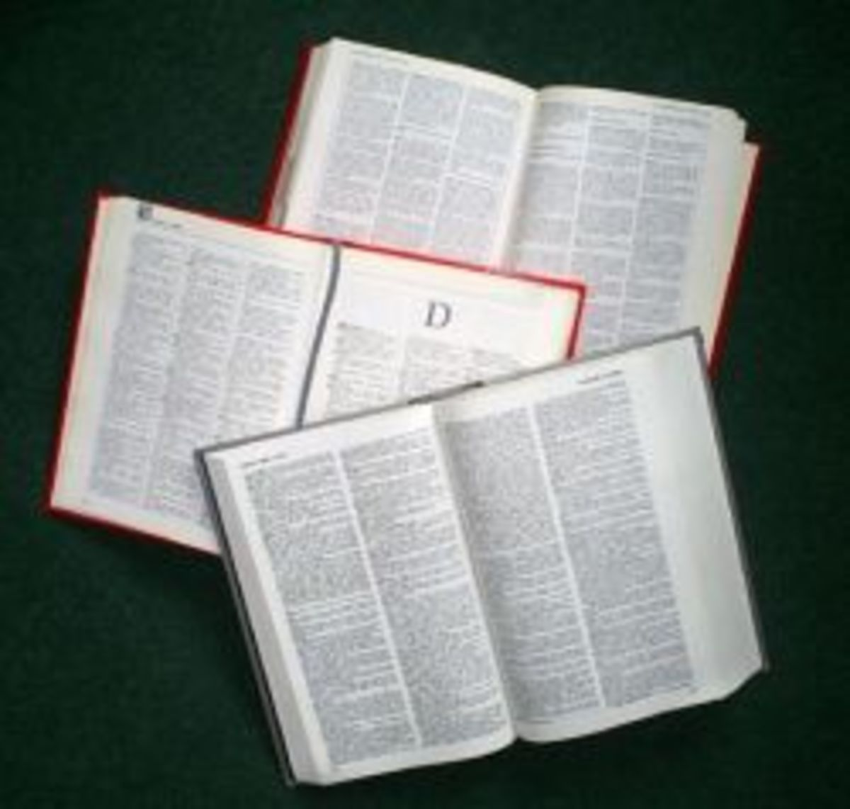 dictionaries books reference