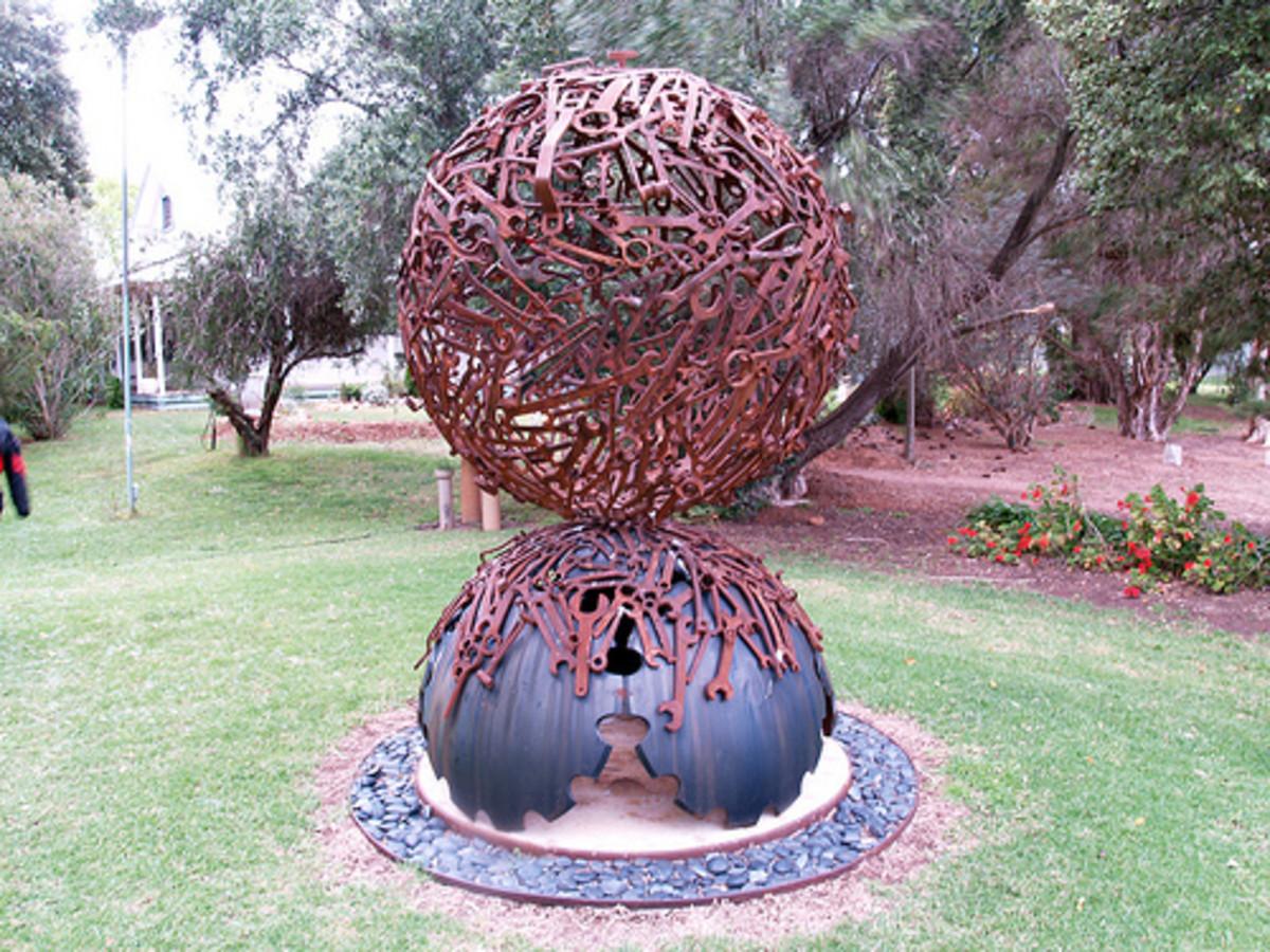 orb sculpture