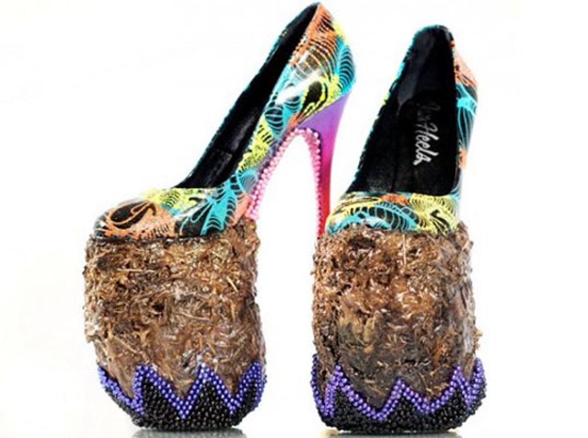 Bizarre Shoe 2012