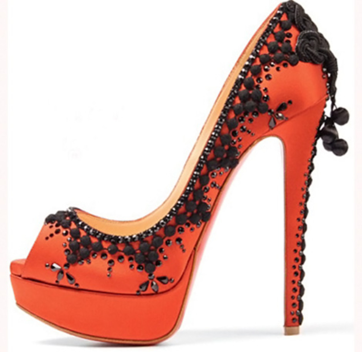 Christian Louboutin 2012 collection