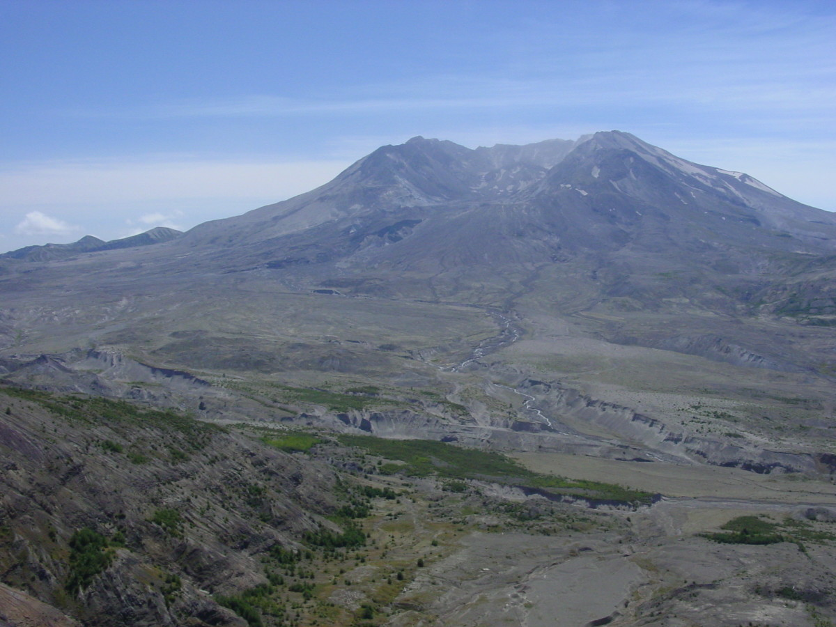 Visiting the Mount St. Helens National Volcanic Monument