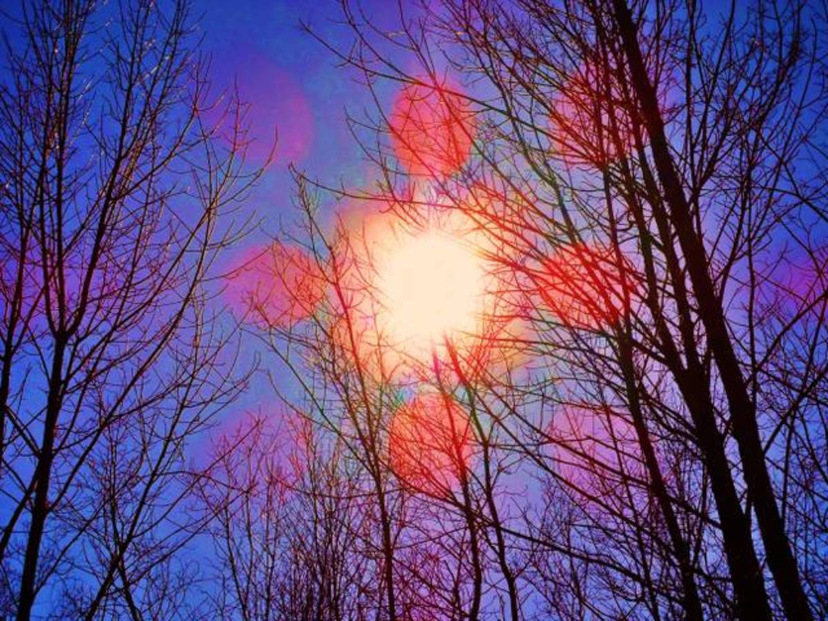 Miracle of the Sun Photo - Marmora 2012