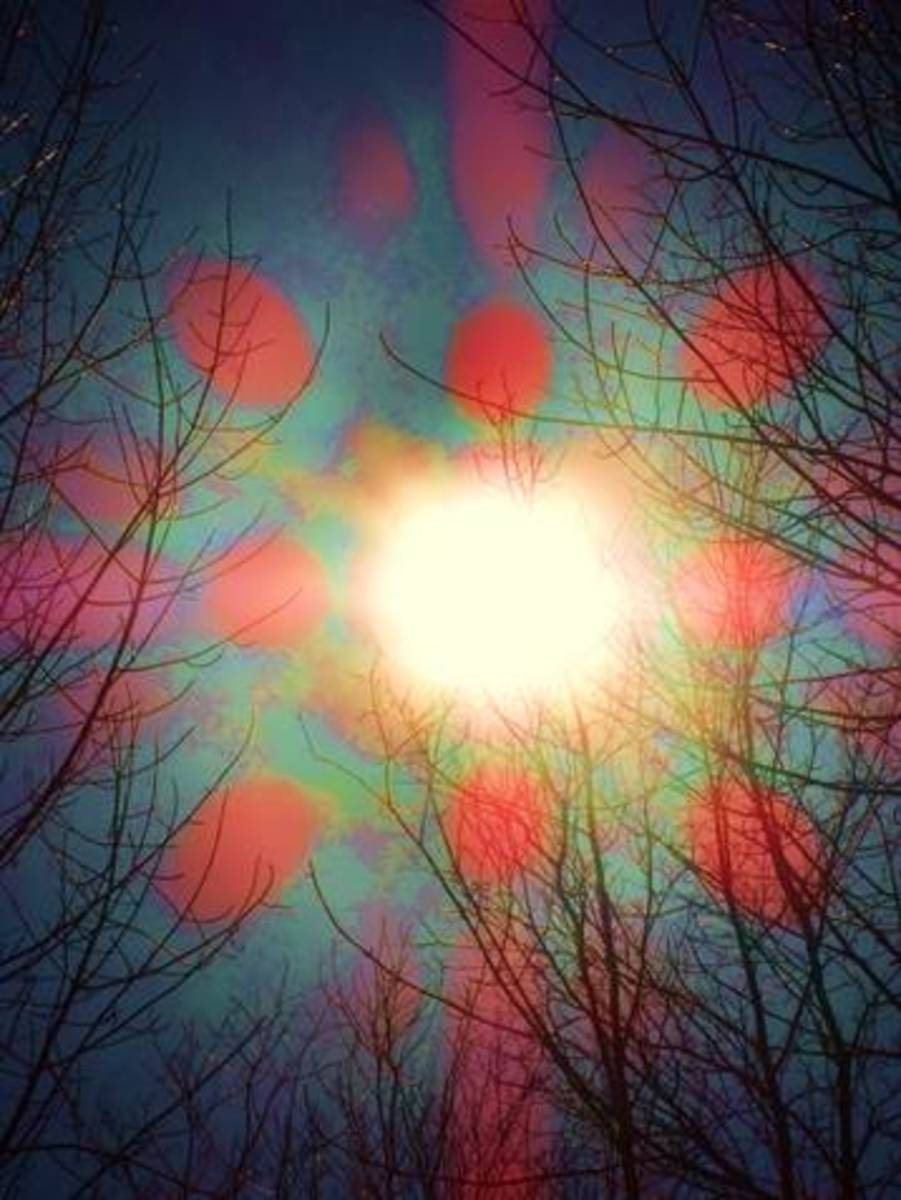 Miracle of the Sun Photo- Marmora 2012