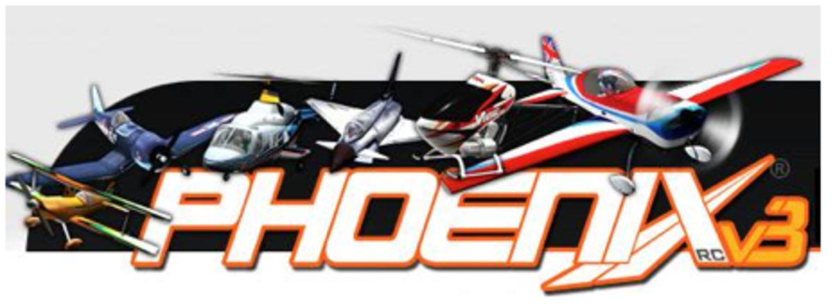 Phoenix Flight Simulator for RC Planes, Helicopters, Gliders and more.