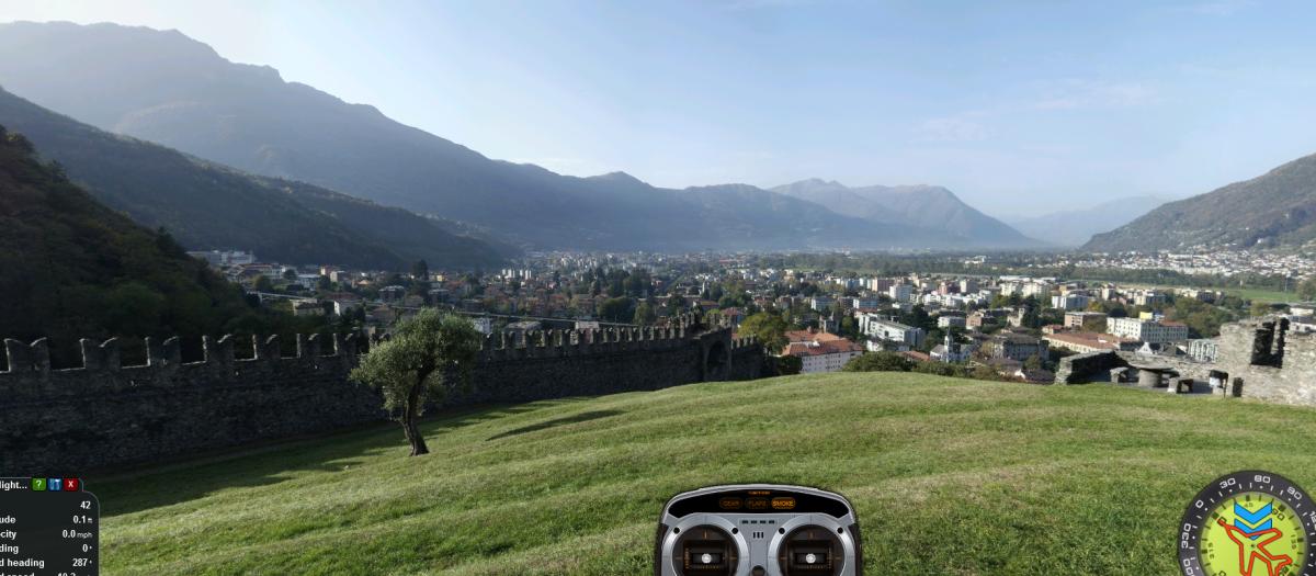 Montebello Castle