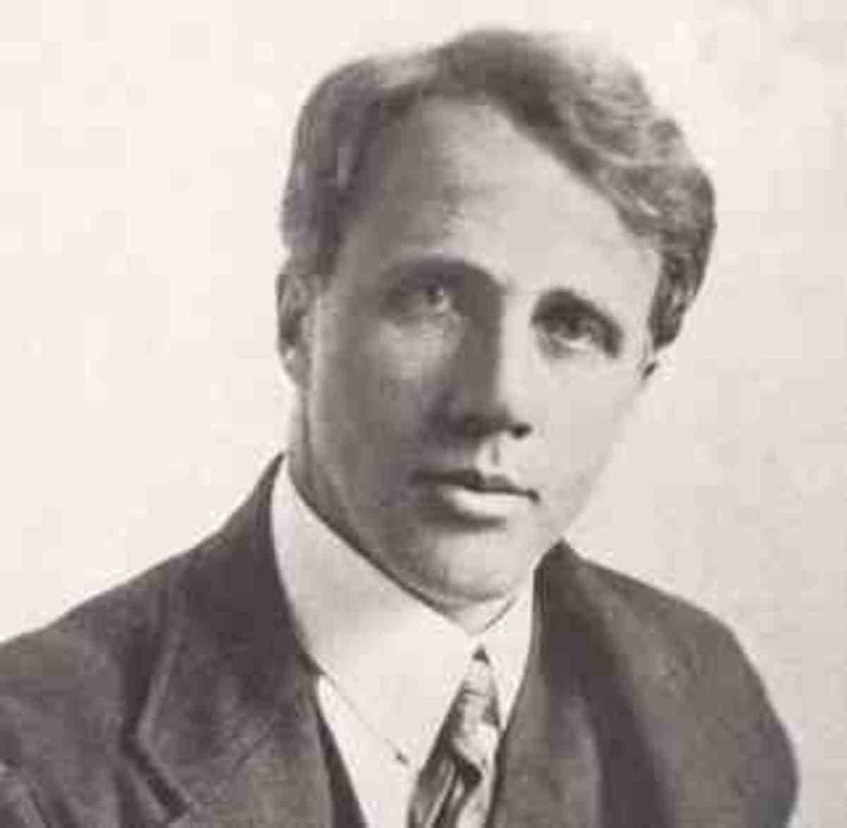 Robert Frost - the singer of nostalgia