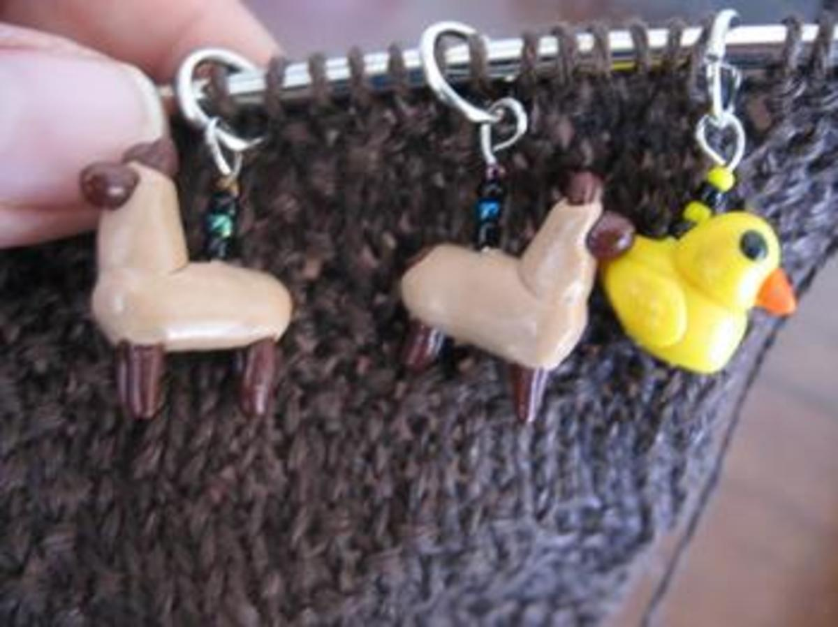 Llamas and Ducks Pattern