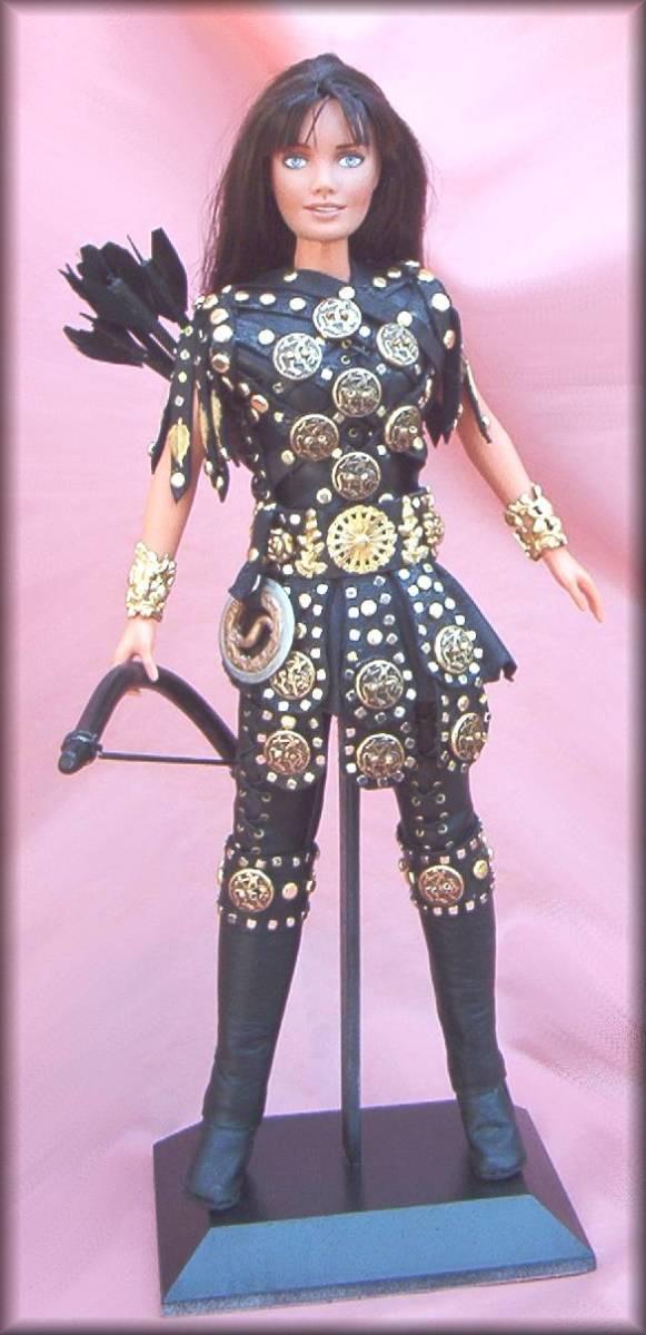 Xena Warrior Princess - Equestrian Doll