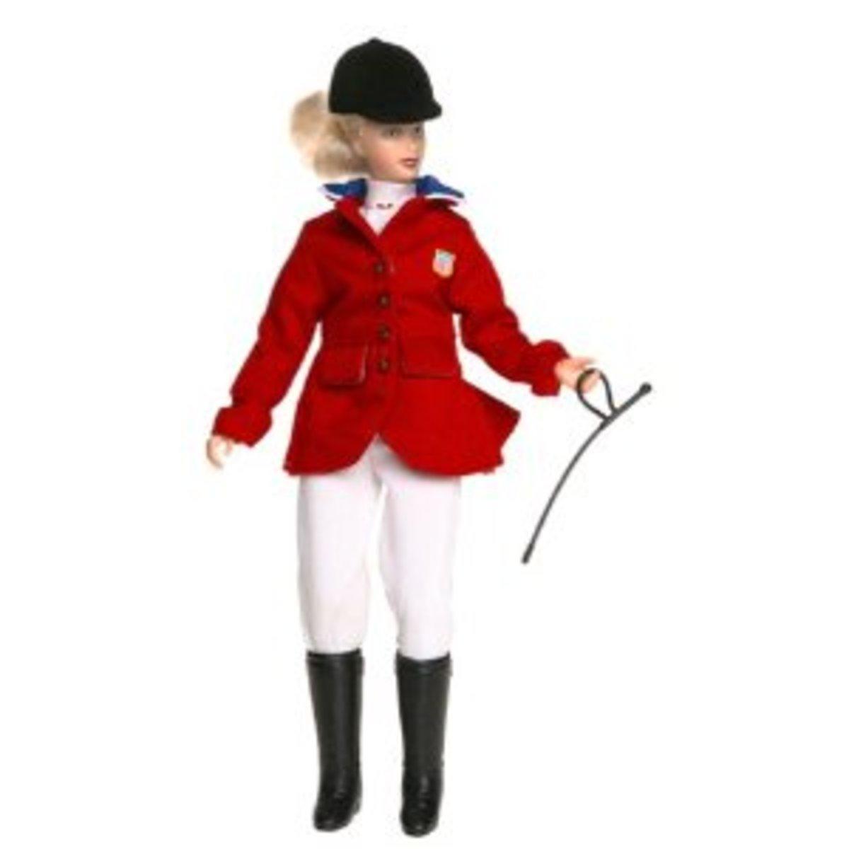 "Breyer 8"" Show Jumping Brenda Doll"