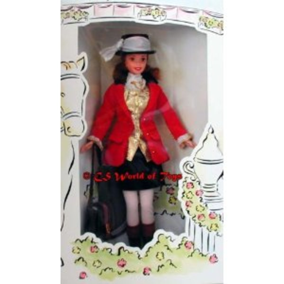 Limited Edition Spiegel Winner's Circle Collector Barbie