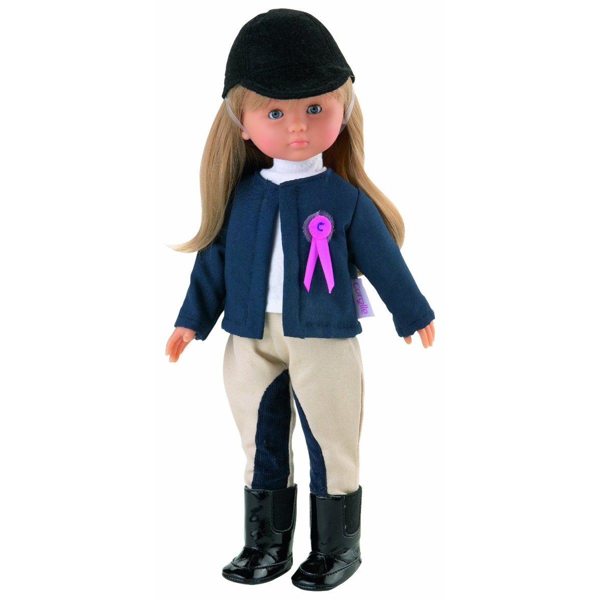 "Corolle Les Cheries 13"" Fashion Doll (Camille Equestrienne)"