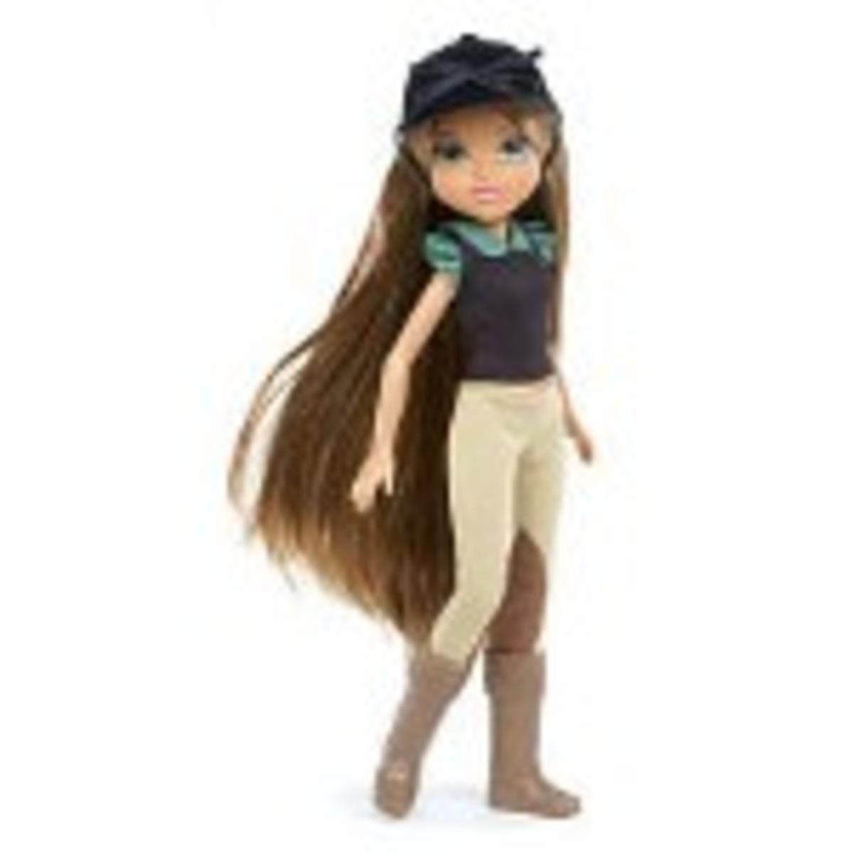 Moxie Girlz Riding Doll