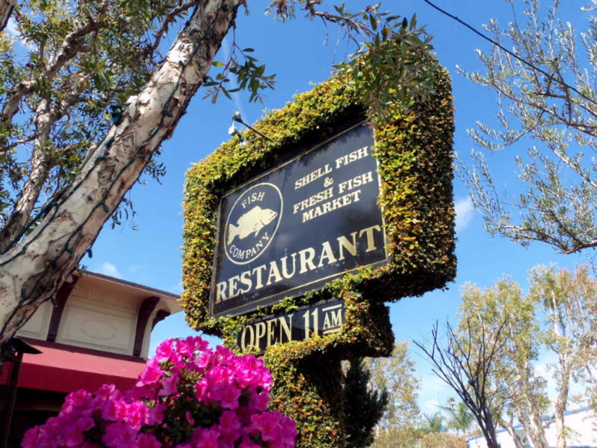 The Original Fish Company in Los Alamitos CA - Menu / Prices - Restaurant INFO