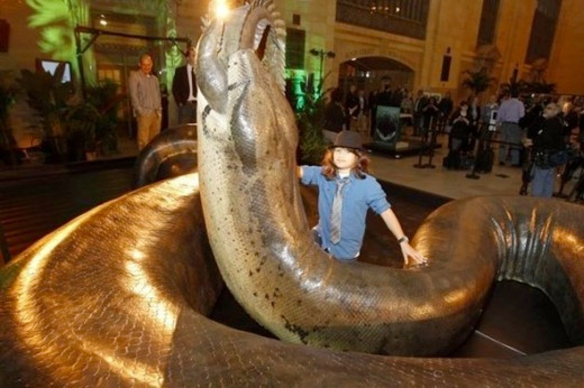 The Biggest Snake That Ever Lived