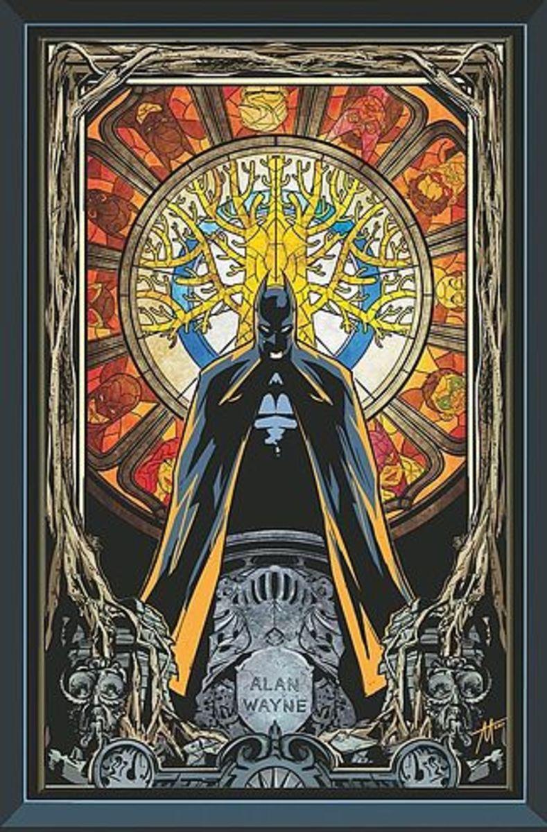 Batman: Gates of Gotham #2, art by Trevor McCarthy