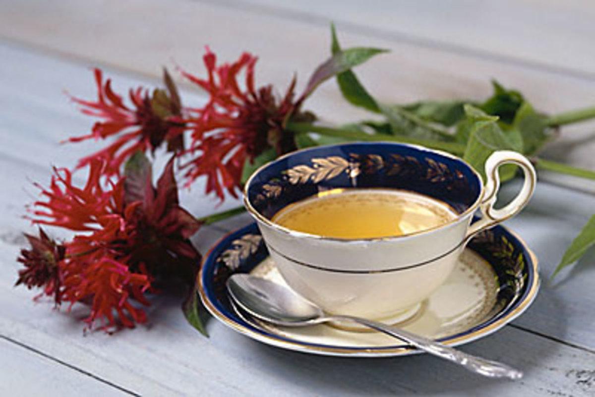 Green Tea - Part of a balanced Asthma Diet