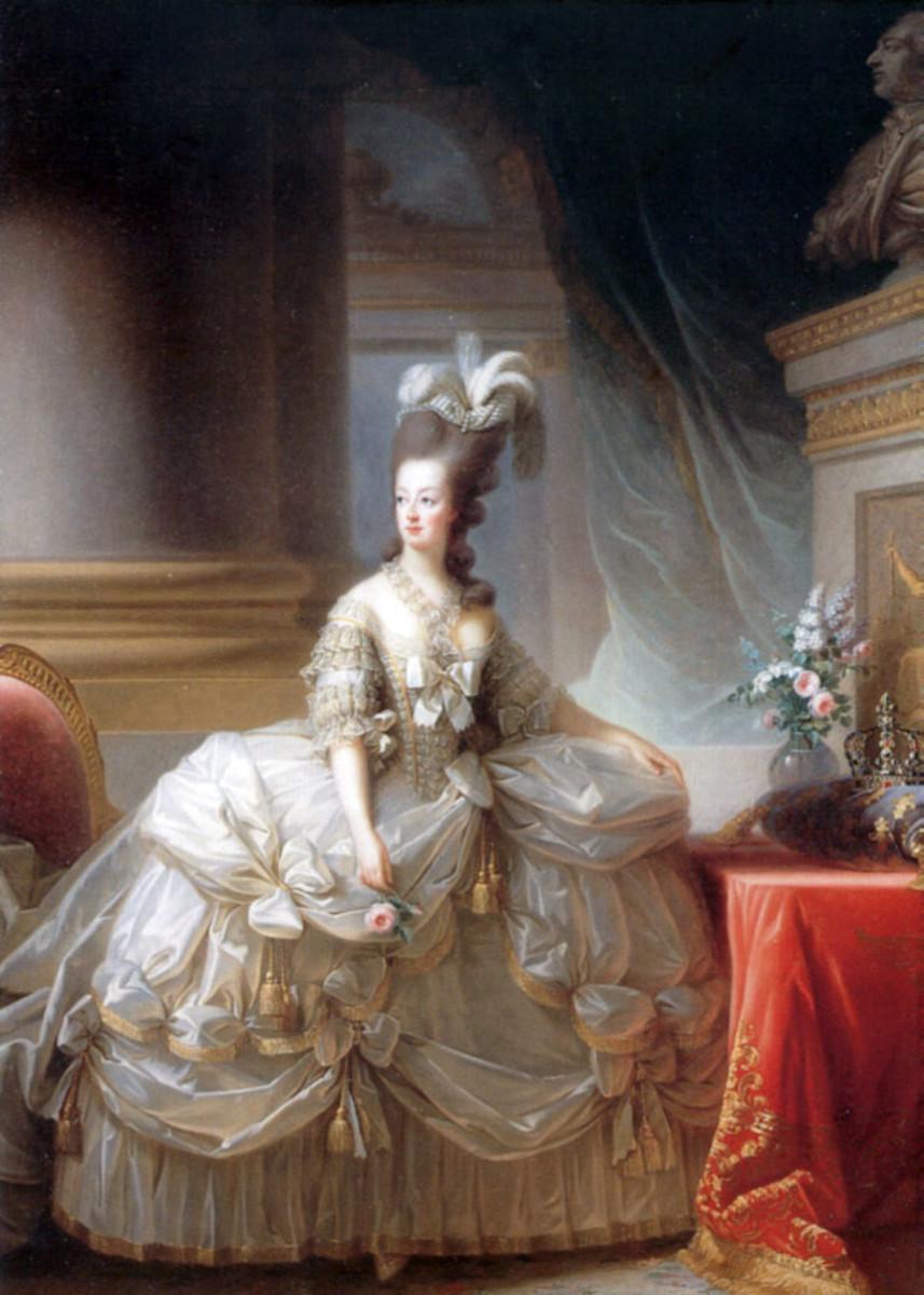 Marie Anoinette, 1778