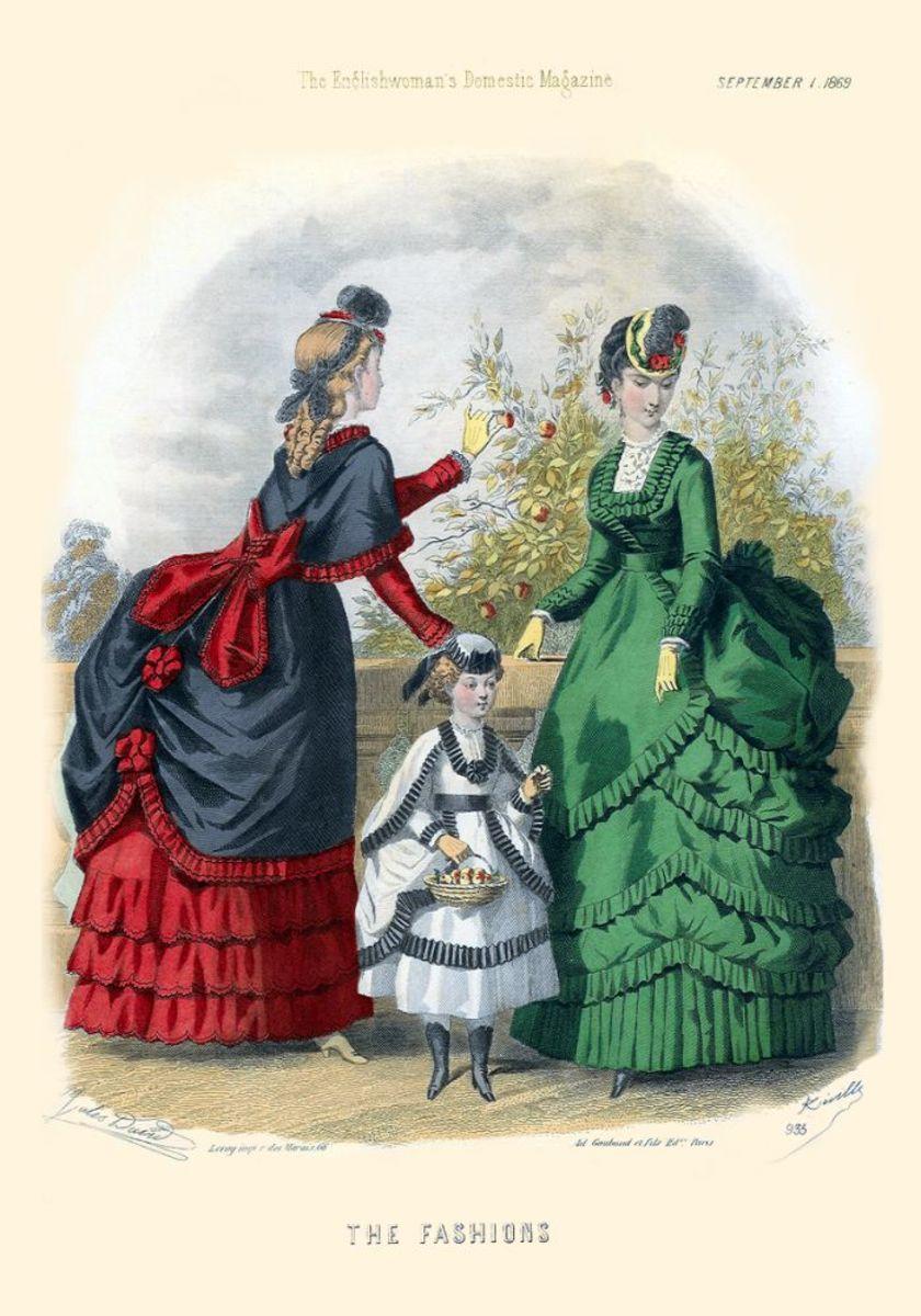 1869 Women's Fashion