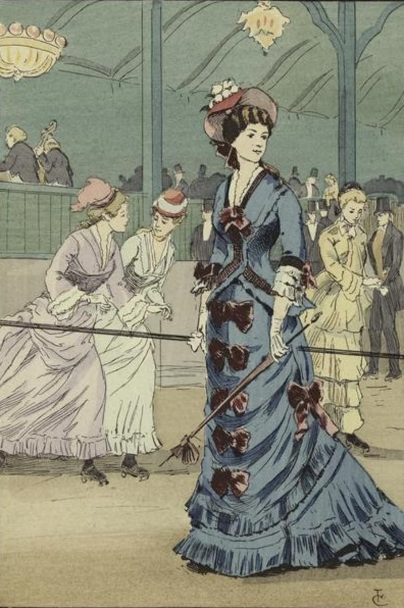 Bal Bullier, Paris, 1876