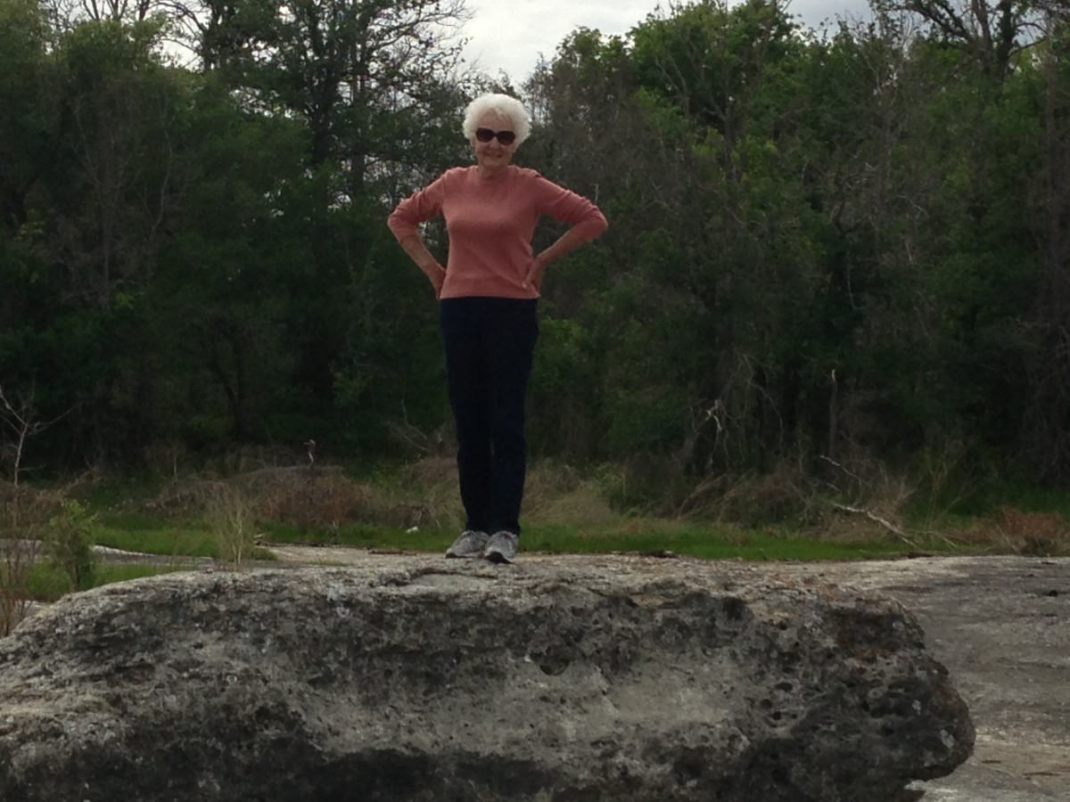 Mckinney Falls State Park Hiking - Austin TX