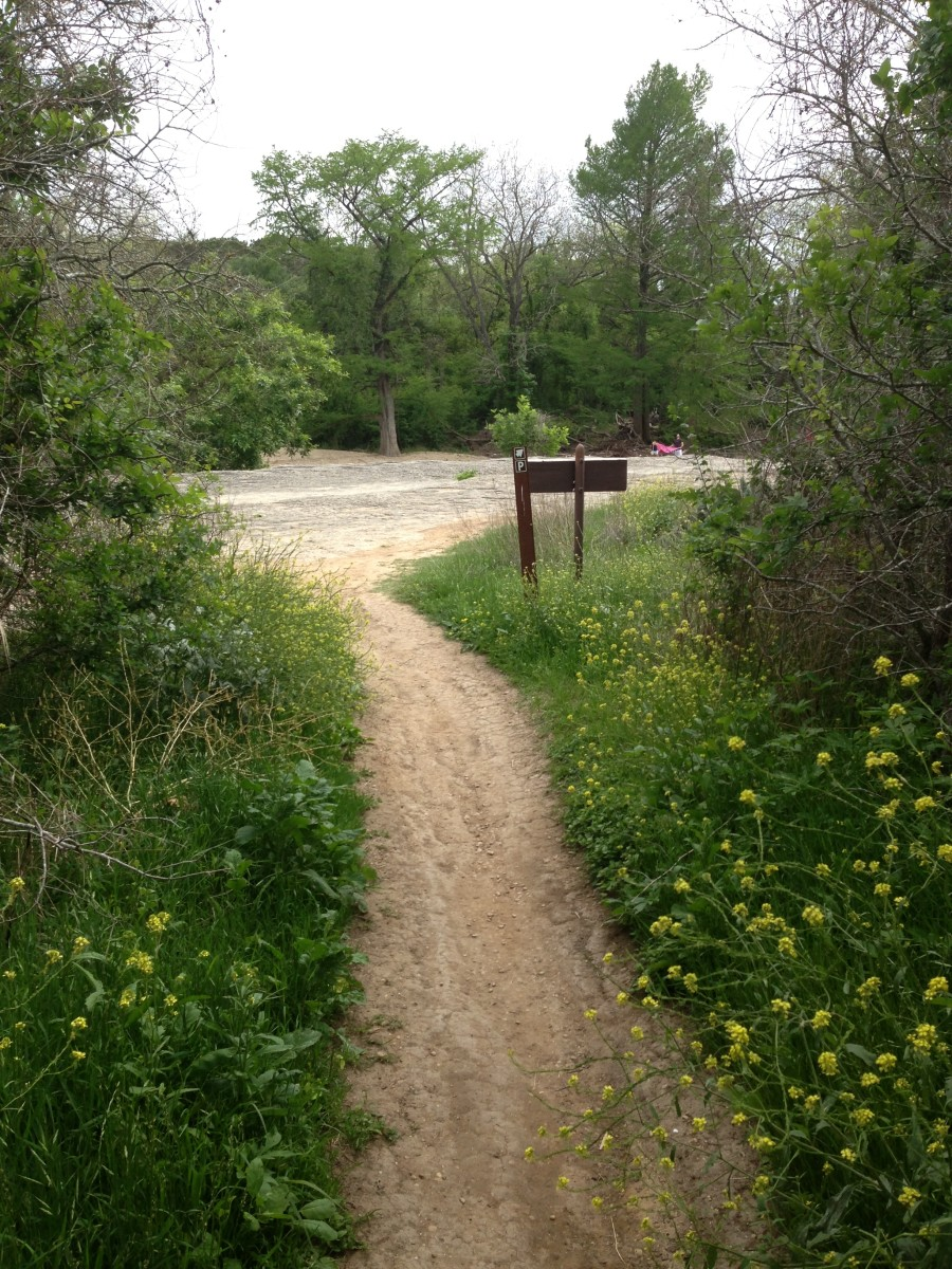 Mckinney Falls State Park Hike and Bike Trails - Austin TX