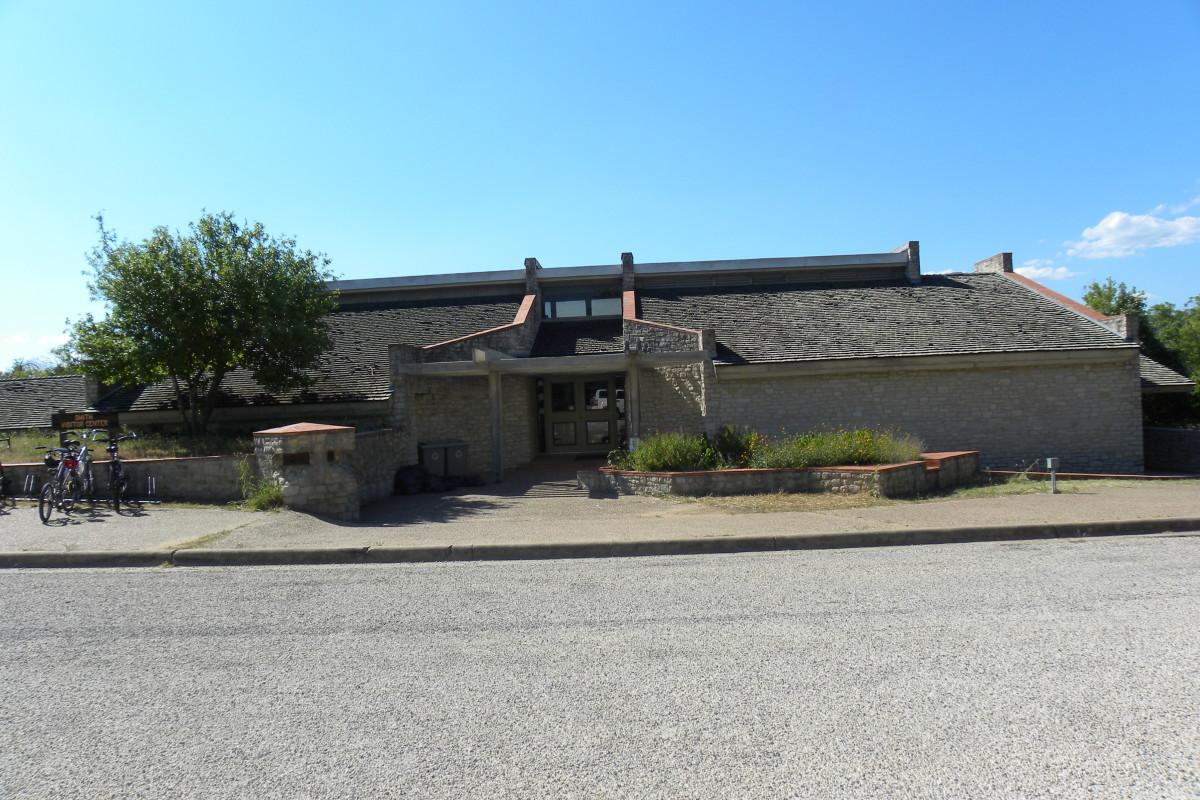 Mckinney Falls State Park Smith Center - Austin TX