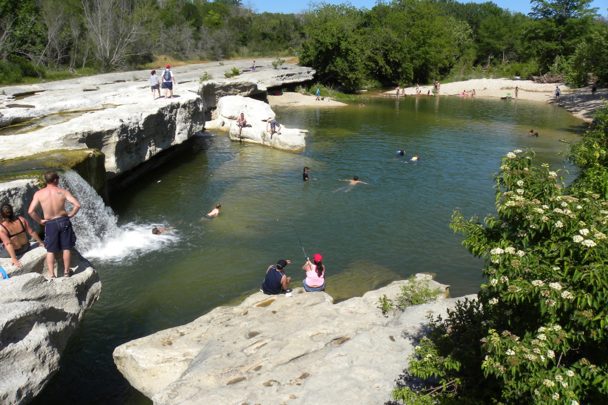 Mckinney Falls State Park Austin Tx Reviews, Camping Grounds & Fees, Hiking, Swimming, Picnic, Biking, Nature Trails