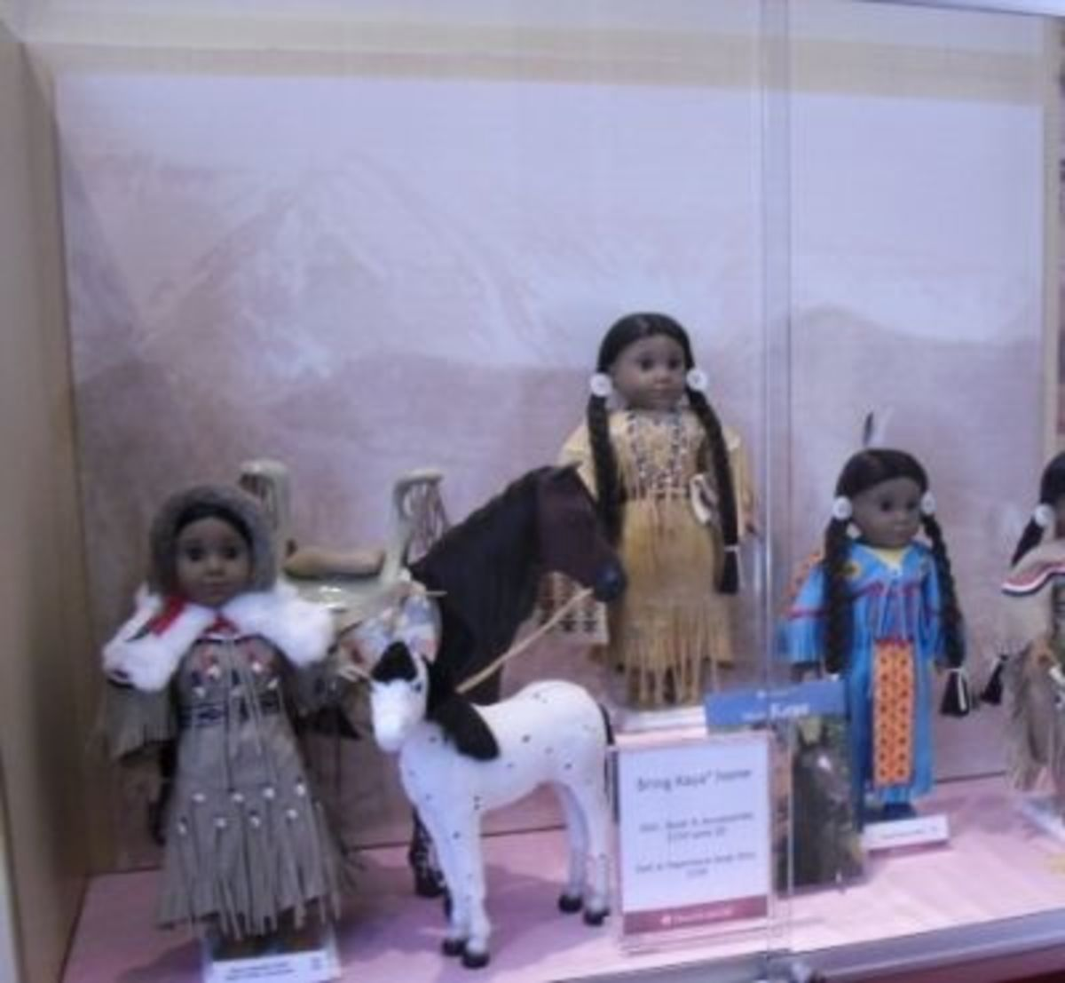 Nez Perce American Girl Doll Kaya