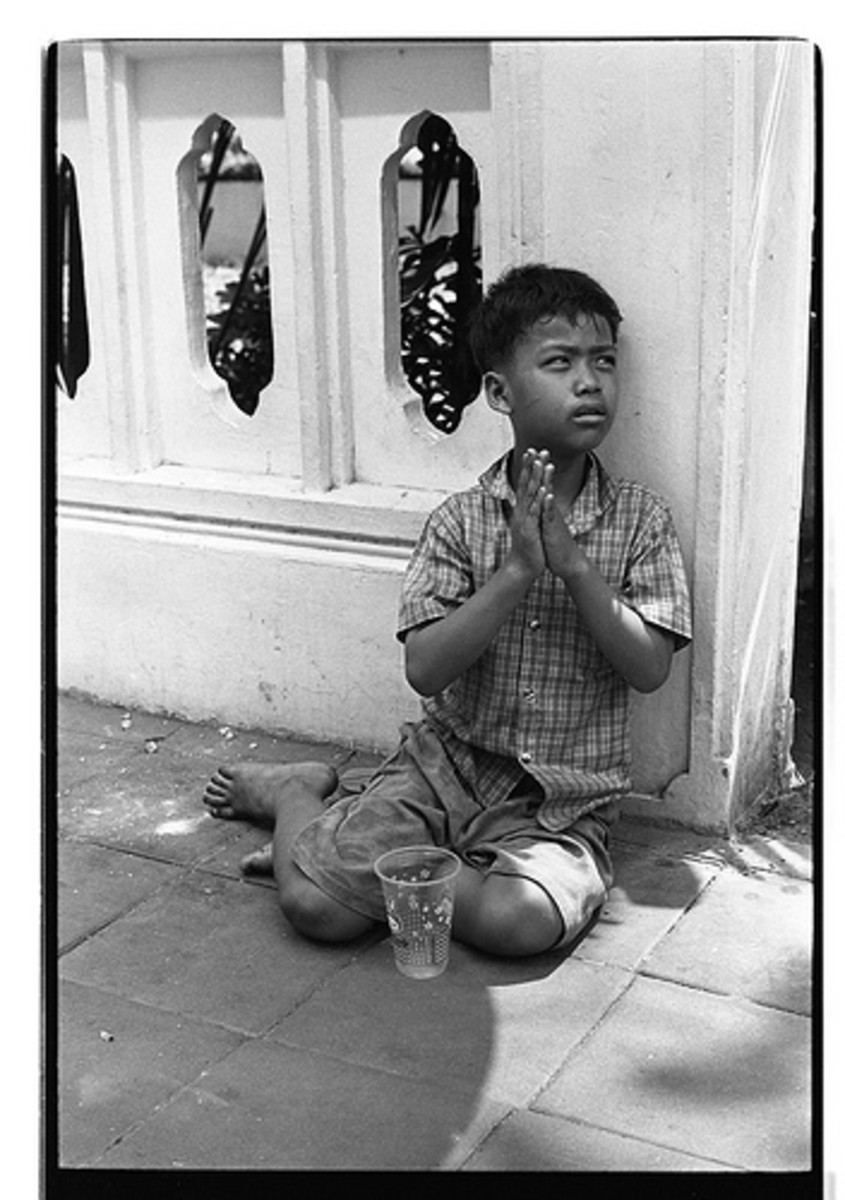 Thank you Ronn for the photo usage of this beautiful shot of a street child for my hub.  ronn.aldaman@gmail.com