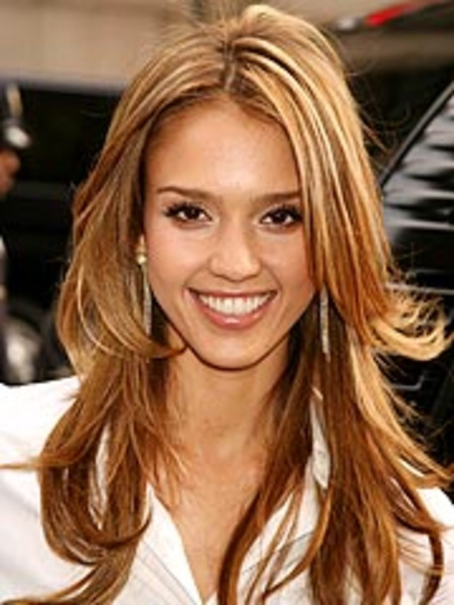 Get a Great Olive Complexion like Jessica Alba's