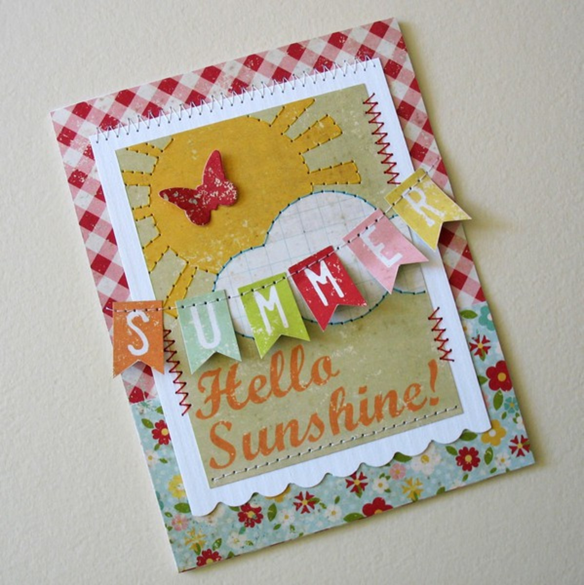 66c9a0820 Summer Greeting Cards  Homemade Card Ideas to Make
