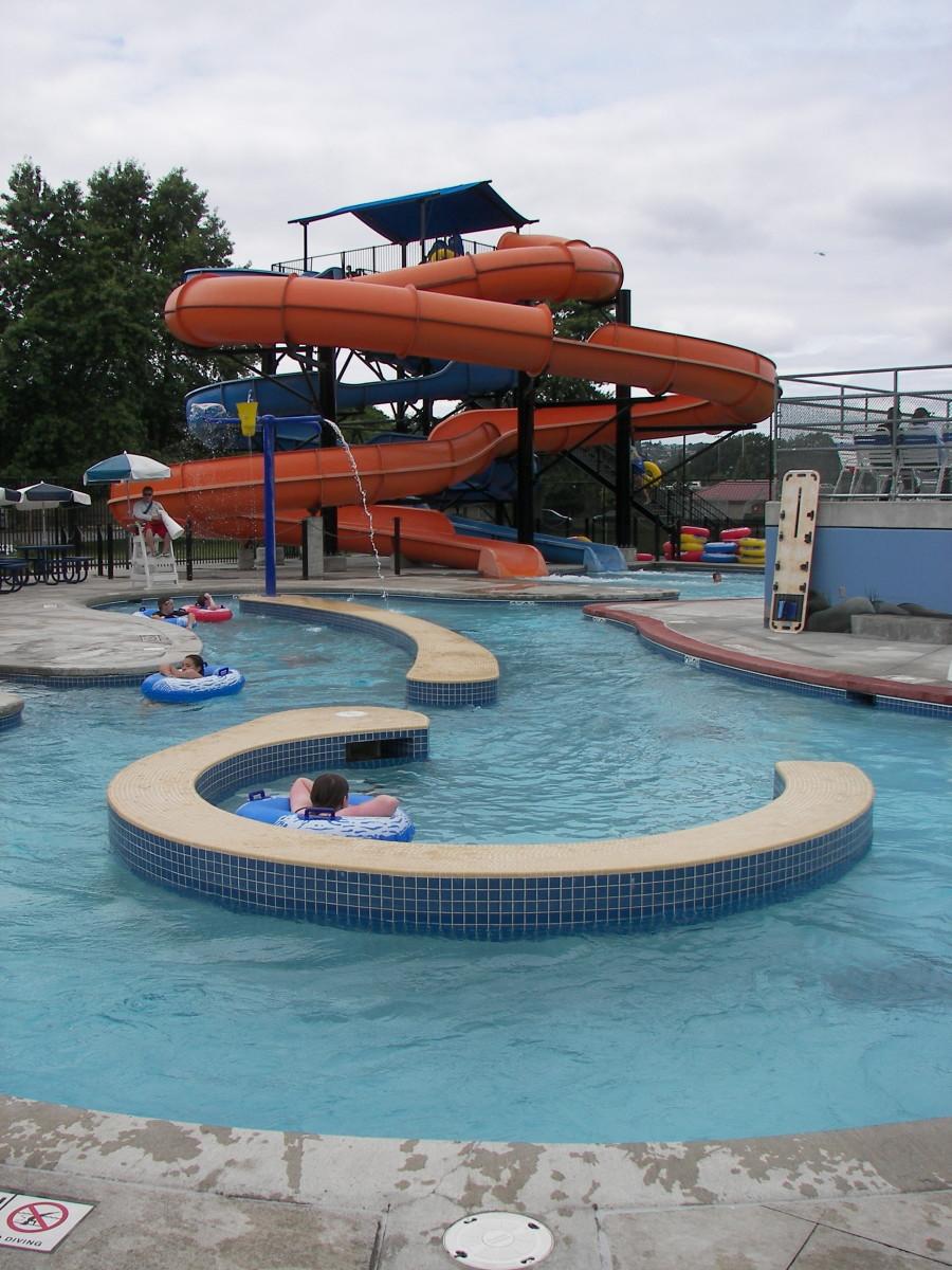 Hamilton aquatic center, AZ