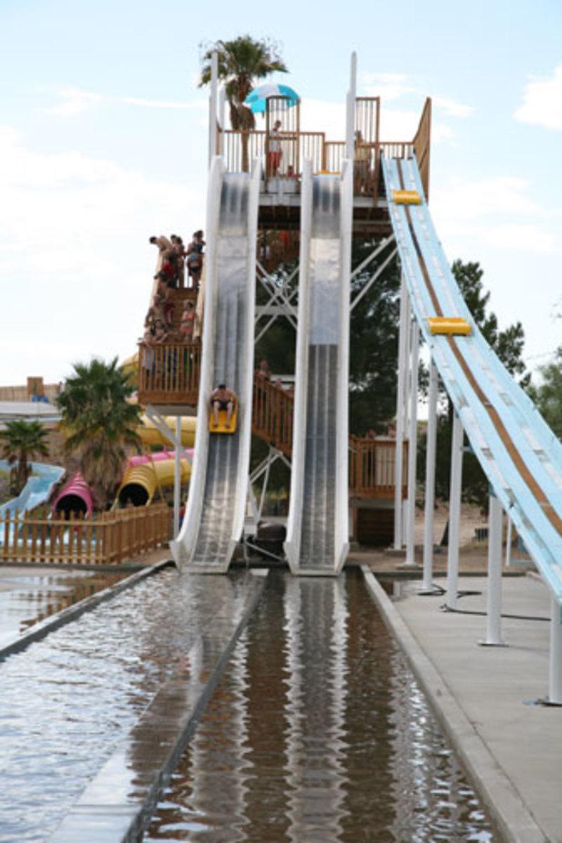 The breakers water park,  Arizona