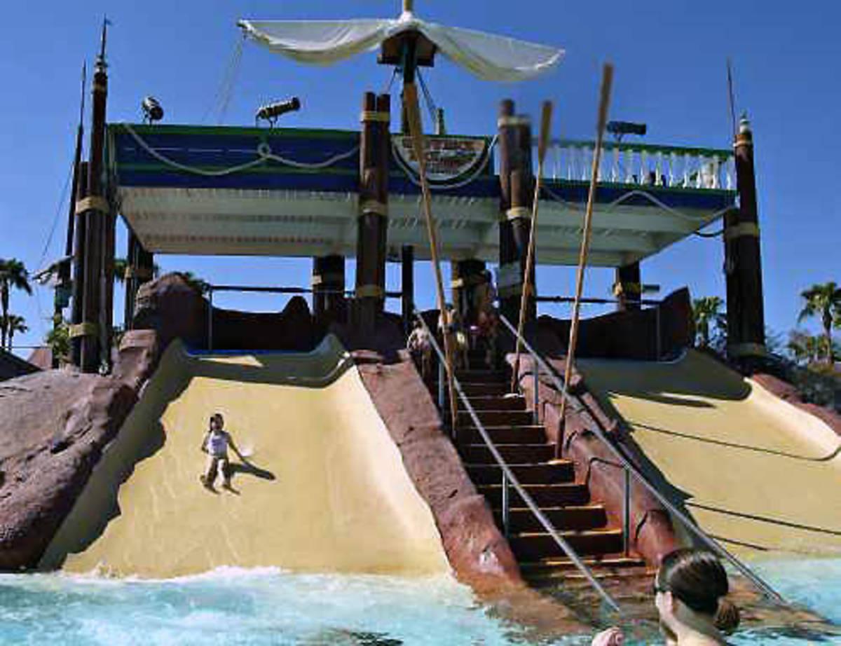 Sunsplash water park AZ