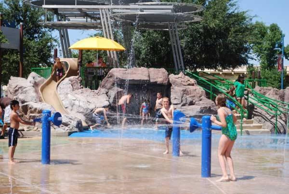Tempe beach park